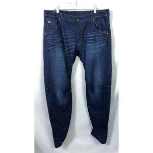 G Star Arc 3D Slim Jeans Jean Denim 38 x 36